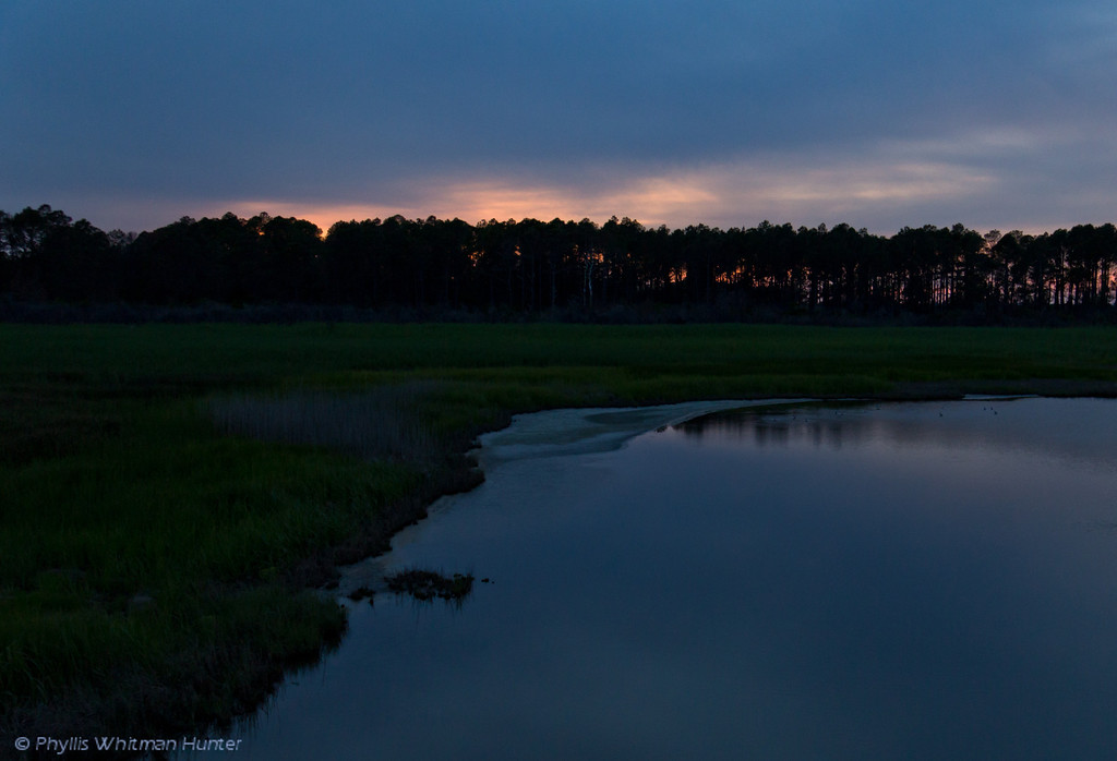 Twilight at Bodie Island